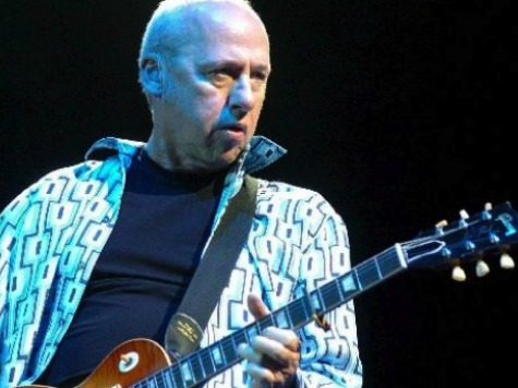 Mark Knopfler Scraps Russian Gigs Over Human Rights 'Crackdown'