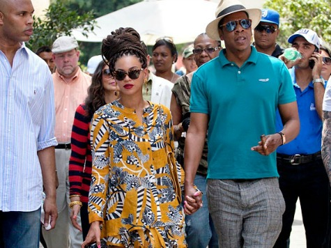 Director Phil Lord: Jay-Z, Beyoncé 'Look Like Dupes' for Cuba Trip