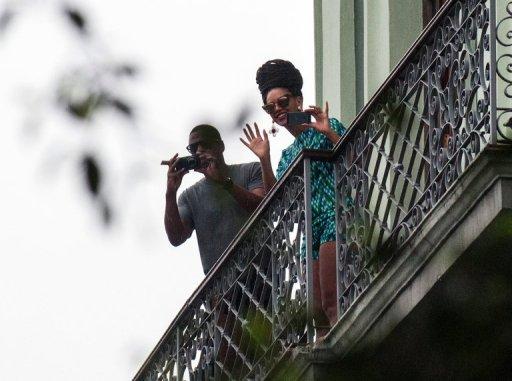 US Lawmakers Seek Reason for Beyonce Cuba Trip
