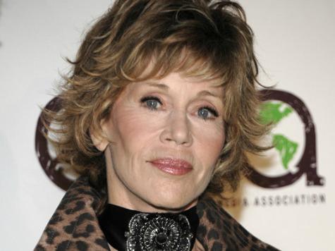 Jane Fonda's Message to Conservatives Angry She'll Play Nancy Reagan: 'Get a Life'