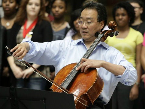 Yo-Yo Ma, Artists Seek More Government Handouts