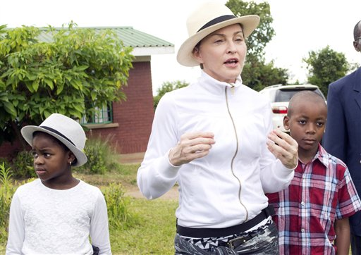 Malawian Government Harshly Criticizes Madonna