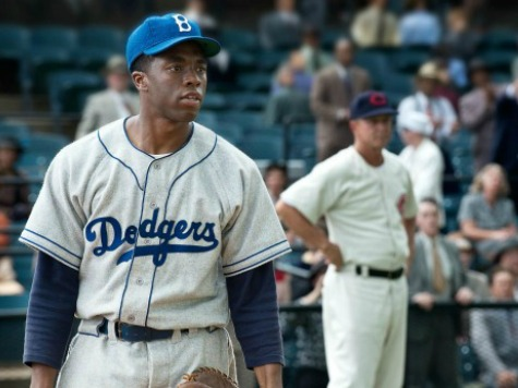 '42' Opens Big at Weekend Box Office