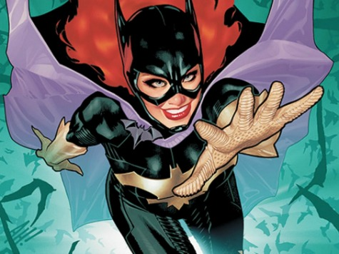 Batgirl Comic Character Comes Out as Transgender