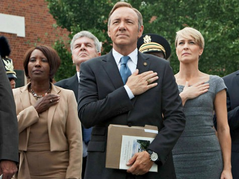 'House of Cards,' 'Newsroom' Highlight TV's Present, Future