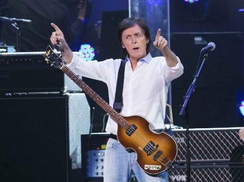 Paul McCartney Joins Gun Control Chorus