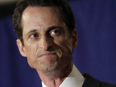 Anthony Weiner, Pitch Man? 'Hating Breitbart' Team to Use Disgraced Pol to Promote Film