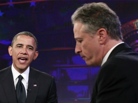 Jon Stewart Spins Obama's Health Care Lie, Says Conservatives Lying, Too