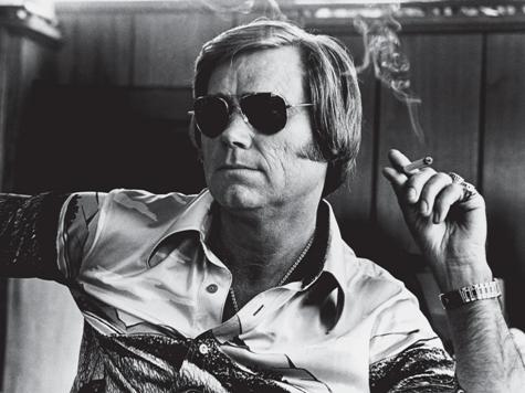 George Jones and 'The Star Spangled Banner'