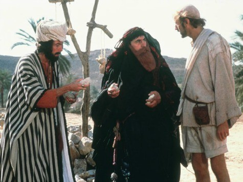 What Monty Python Can Teach Conservatives About Sequester Politics