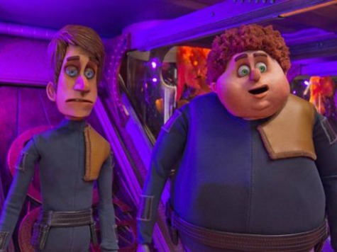 'Dark Minions' Review: Sci-Fi Spoof Wastes Potential with 'Under Construction' Visuals