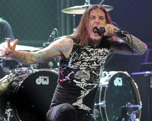 Singer Arrested in Calif. Murder-for-Hire Sting