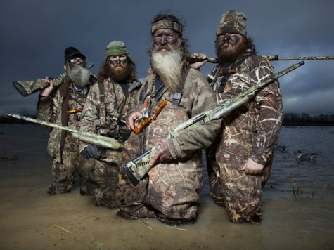 GLAAD Pounces on 'Duck Dynasty's' 'Anti-Gay' Comment, Brushed Off Worse from Alec Baldwin