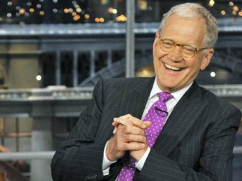 David Letterman Targers Talk Show Host, Jay Leno Mocks Commander in Chief