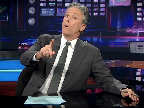Jon Stewart's Attempts to Protect Obama, Hillary Over Benghazi Looking Sillier by the Hour