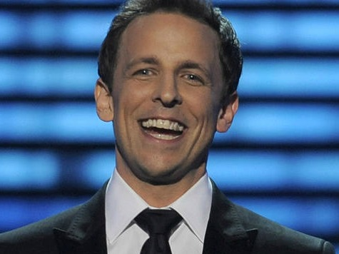 Liberal Seth Meyers to Replace Jimmy Fallon on NBC's 'Late Night'