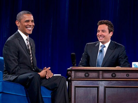 Late Night Comics Struggle to Write Obama Jokes Despite IRS, AP, Benghazi Scandals