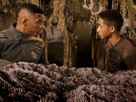 Bad Press Haunting Will Smith Prior to 'After Earth' Release