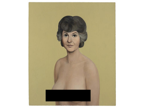 'Bea Arthur Naked' Portrait Sells for $1.9 Million