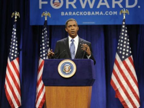 SNL's Obama Impersonator Appears at President's Celebrity-Filled Fundraiser