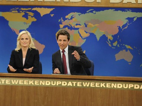 'SNL' Defends IRS, Mocks Tea Party