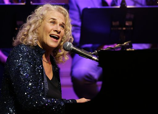 Obama to Honor Carole King at White House Concert