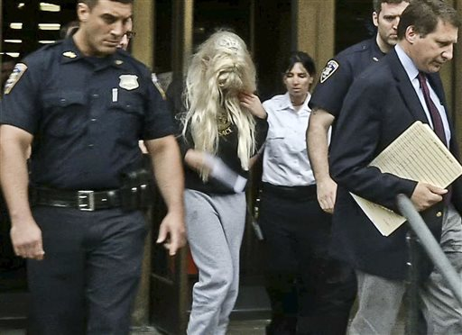 Amanda Bynes Claims NYPD Officers Sexually Assaulted Her During Arrest