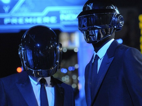 Daft Punk Sets Spotify Streaming Record