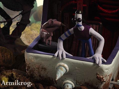 'Earthworm Jim' Creator Launches Kickstarter for Adventure Game 'Armikrog'