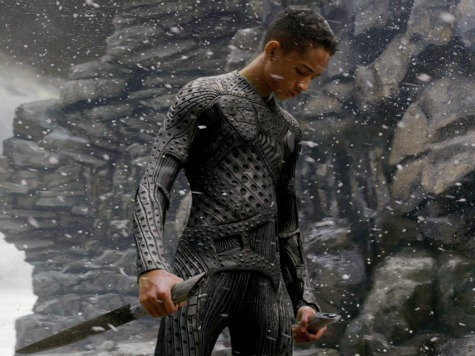 'After Earth' Pushes More Environmental Alarmism, Climate Change Fears