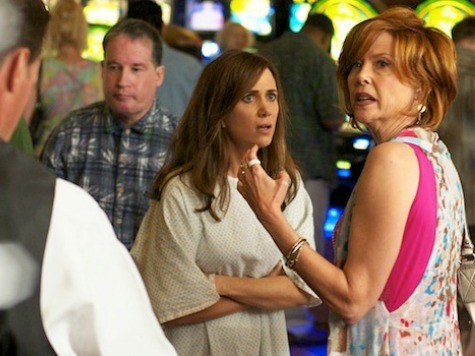 New Kristen Wiig Comedy Bashes Bush