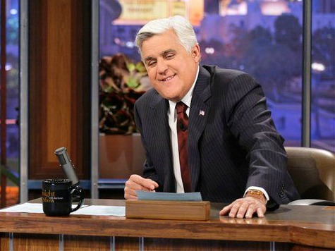 Jay Leno Pounces on Latest IRS Scandal News, Draws Huge Applause