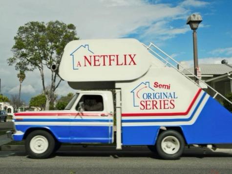 Netflix Still Rules Streaming Realm