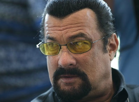 Russia Wants Steven Seagal to be Face of Weapons Industry