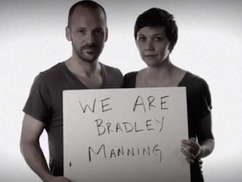 Hollywood Celebs: 'I Am Bradley Manning'
