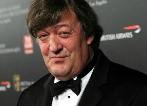 Actor Stephen Fry Reveals Suicide Attempt in 2012
