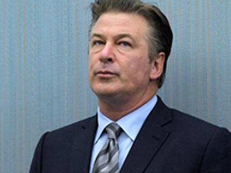 Alec Baldwin Fires Off Another Homophobic Tweet