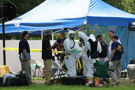 Texas Actress Charged in Obama Ricin Threat