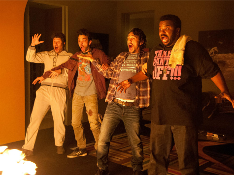 'This is The End' Review: Hollywood Mocks Itself in this funny Apocalyptic Comedy