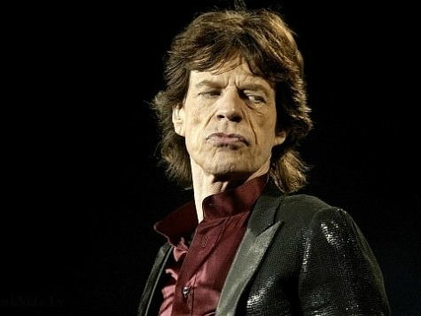 Mick Jagger, Rock Icon, Closet Conservative