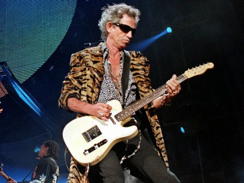 Keith Richards Doesn't Regret His Drug Use