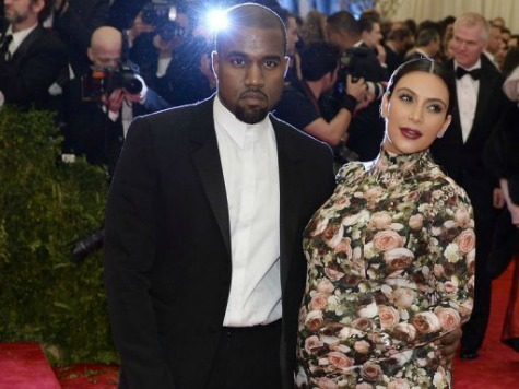 Reports: Kim Kardashian Gives Birth to Baby Girl