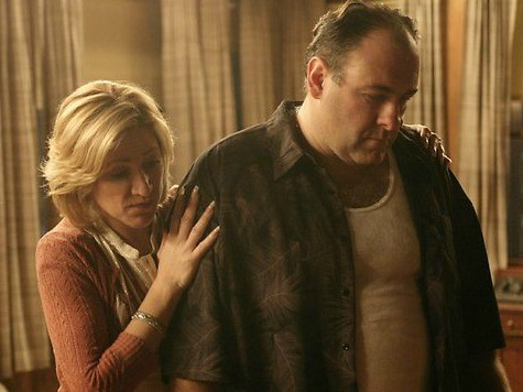 'Sopranos' Actress Recalls James Gandolfini Love Story