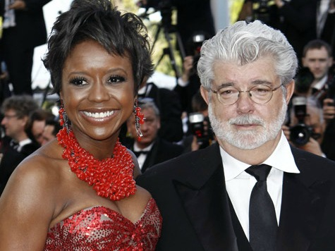 Dem Politicos Celebrate 'Star Wars' Creator George Lucas's Chicago Wedding