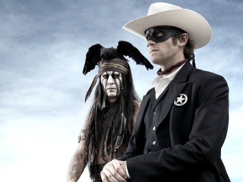 'The Lone Ranger' Follows P.C. Narrative, Smites Greedy Capitalist