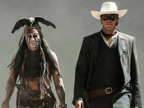 'The Lone Ranger' Review: Split Personality Yields Shallow Summer Escapism