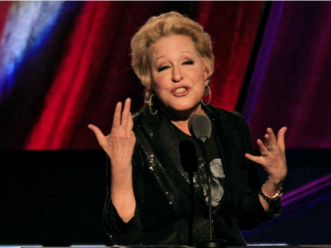 Bette Midler Accuses Koch Bros. of Trying to Stifle Minority Voters