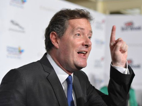 Piers Morgan Laments King George III Couldn't Prevail in Revolutionary War