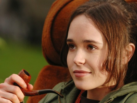 Ellen Page Says Sexism in Hollywood Is 'Constant'