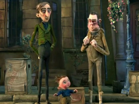 New Animated Film Features Same-Sex Couple
